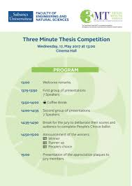 uq engineering thesis 3mt awards faculty of engineering and natural sciences this is a unique opportunity for students to deliver an effective research presentation within an exciting atmosphere more specifically it creates a venue