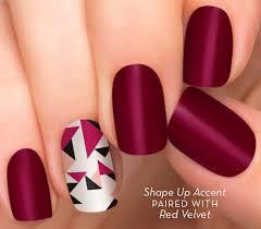 shape up nail polish appliqués accent nails incoco
