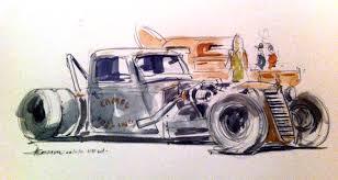 vintage cars drawings location drawing rockets and rabbits