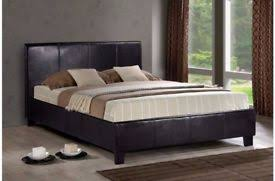 single double king size bed frame black gold silver crushed
