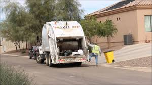 kim u0027s trash services international mcneilus rl youtube