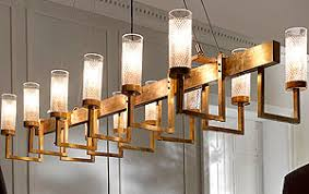 Brushed Brass Chandelier Designer Luxury Chandeliers Lighting Taylor Llorente Furniture