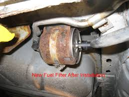 2000 honda accord fuel filter how to replace fuel filter 2000 taurus se with pictures taurus