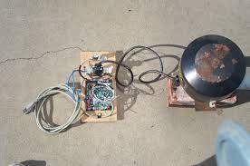 waste oil furnace for metal casting