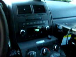 2010 Dodge Charger Interior 2010 Dodge Charger Police Car Interior Youtube
