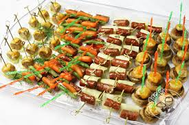 canap es 70 canapes s food delivery in office