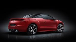 peugeot sports models peugeot rcz coupe 2010 2015 features equipment and