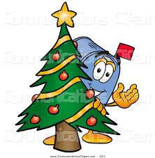 christmas mailbox clipart 21