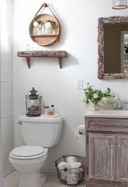 this tiny bathroom was in desperate need of some tlc until now