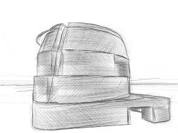 architectural sketches iii 3d and 2d art sharecg