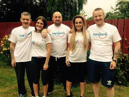 Challenge Lucas And Friends Take On Tough Challenge For Charity Darlington And