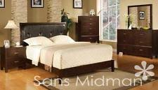 crown mark rubberwood bedroom furniture sets ebay
