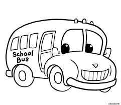coloriage dessin bus enfant 5 dessin
