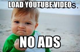 Success Baby Meme - load youtube video no ads success baby meme generator