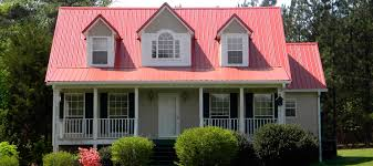 metal roof color combinations