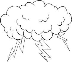 lightning bolt coloring free download clip art free clip