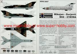 by order of the air force instruction 65 601 volume 3 1 mig 21ma kovozavody prostejov 72097