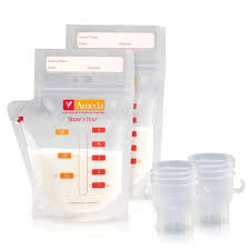 Breastmilk Freezer Storage Container How To Properly Store Breast Milk Ameda Direct