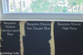 tips on choosing benjamin moore navy paint colors home ideas