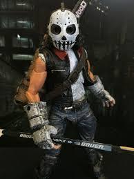 Casey Jones Halloween Costume Casey Jones Reverend Spooky