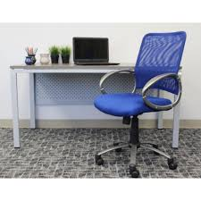 Chair Protection Blue Task Chair American Home Furniture Store And Mattress