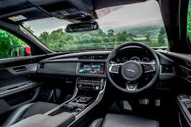 jaguar xf sportbrake review automotive blog