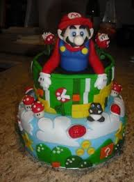 mario cake 57 awesome terrifying and endearing mario cakes