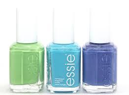 makeup beauty u0026 fashion essie neon collection review photos