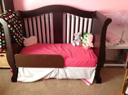 Crib Convertible Toddler Bed Mesh Bed Rail For Toddler Beds And Convertible Cribs Guard Rail