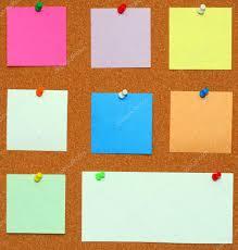 bulletin board u2014 stock photo sergey02 10375425