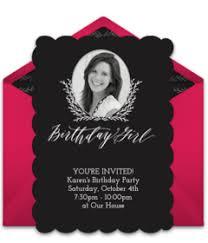 birthday invitation free birthday party online invitations punchbowl