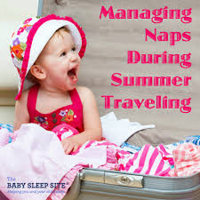 5 ways to help your baby or toddler nap while traveling the baby