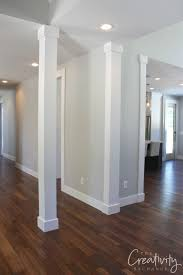 Pillars Decoration In Homes by Best 25 Interior Columns Ideas On Pinterest Columns Wood