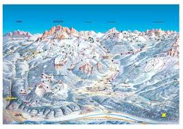 Piste Maps For Italian Ski by Cavalese 588758 Pistemap 08 Jpg