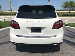 porsche cayenne matte grey 2012 used porsche cayenne awd 4dr tiptronic at porsche west