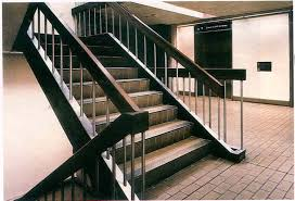 major metal cast aluminum or iron abrasive stair treads and nosing