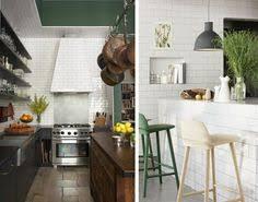 White On White Kitchen Ideas White Subway Tiled Kitchen Hood With Wolf Range Kitchen U0026 Dining