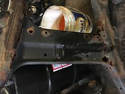 2005 chrysler pacifica rusted out engine cradle 32 complaints
