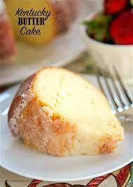 kentucky butter cake plain chicken