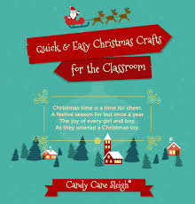 Christmas Crafts For Classroom - christmas crafts infographic archives e learning infographics