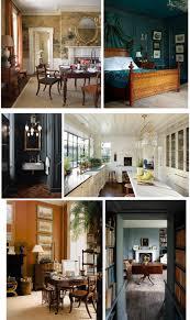 Tudor Homes Interior Design Perfect Pairings A Classic Monochromatic Townhome The Happy Tudor