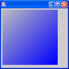 gradientpaint demo gradient paint 2d graphics gui java