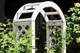 how to build a garden trellis diy true value projects