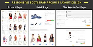 Product Layout Bootstrap | plist bootstrap product layout pack by designcollection codecanyon
