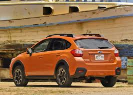 orange subaru impreza subaru may reverse decision to build impreza xv crosstrek in u s
