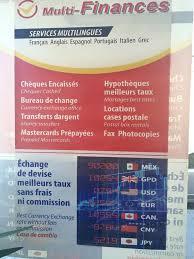 meilleurs bureaux de change centre multi finances financial service montreal 2