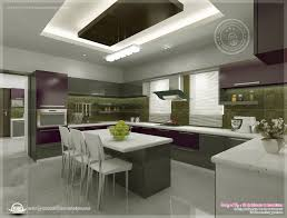kitchen and home interiors kitchen interior views by ss architects cochin kerala home