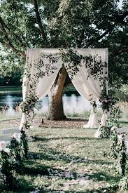 Wedding Arch Greenery 25 Brilliant Garden Wedding Decoration Ideas For 2018 Trends