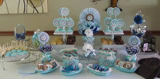 table decorations for baby shower nautical themed baby shower table decoration ideas baby shower