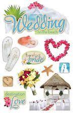 wedding scrapbook stickers paper house wedding cardmaking scrapbooking stickers ebay